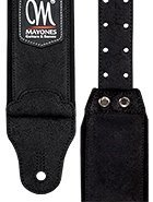 Mayones leather guitar strap