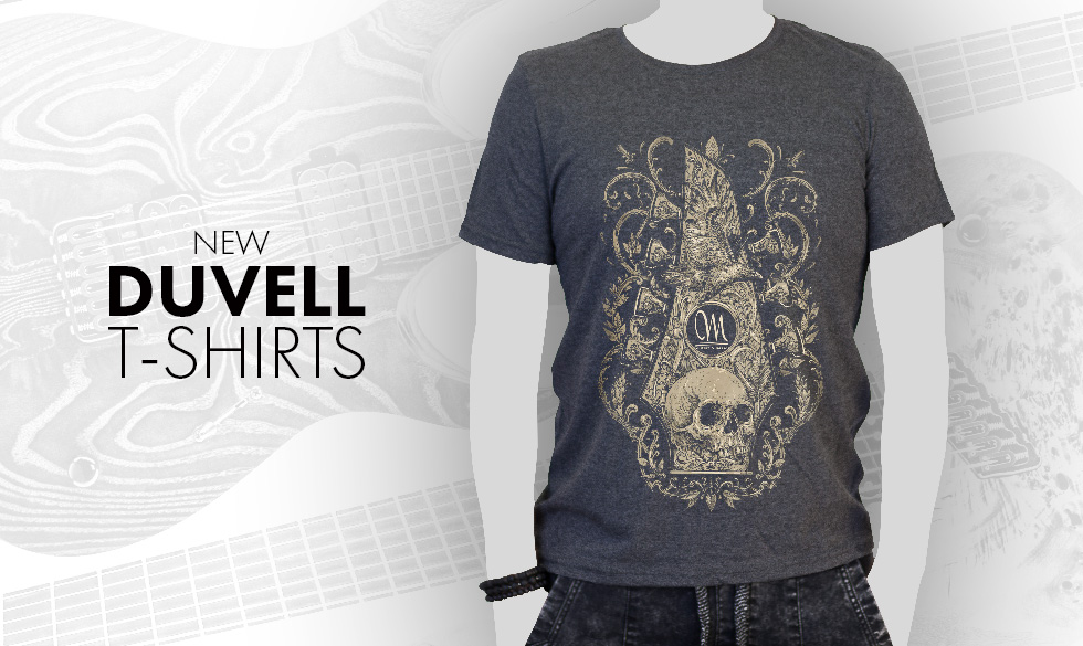 New Duvell T-SHIRTS