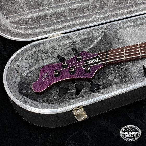 Mayones bass hardshell case