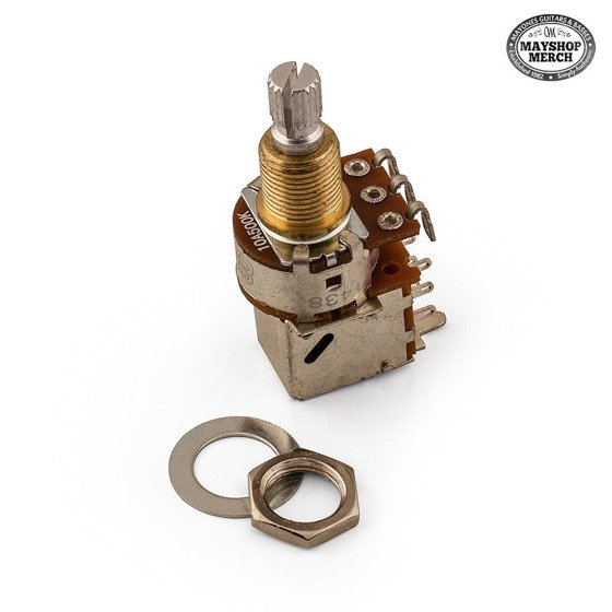 Potentiometer push-pull for Regius, Setius, Legend, Duvell models
